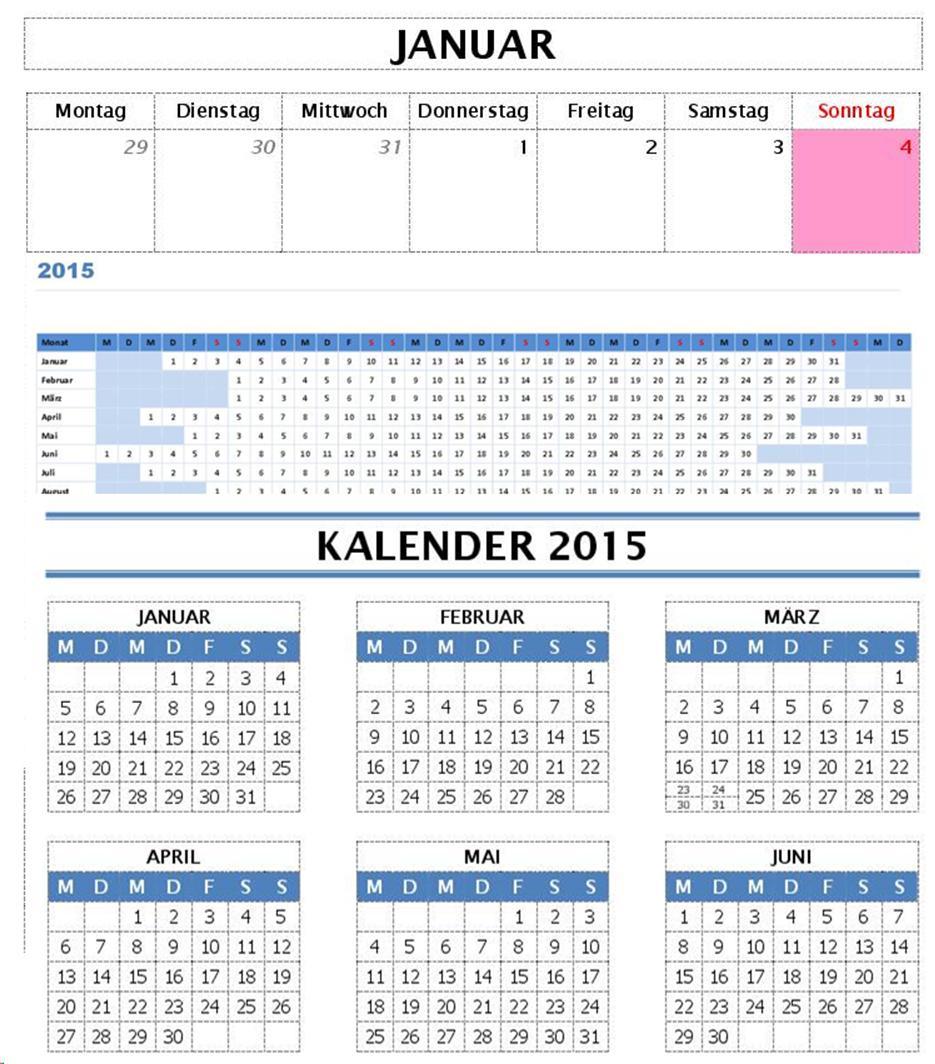Ausgezeichnet Kalender Word Vorlage 2015 Zeitgenössisch - Entry ...